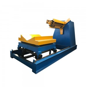 Factory making Competitive Needed Decoiler And Recoiler Simple Automatic Steel Sheet Slitting Machine For Steel Plate