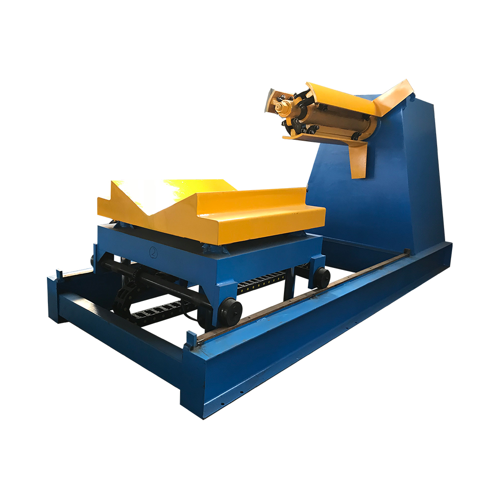 factory Outlets for Roof Sheet Making Machine - hydraulic decoiler machine – Haixing Industrial