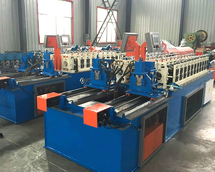 How to maintain light steel keel machine