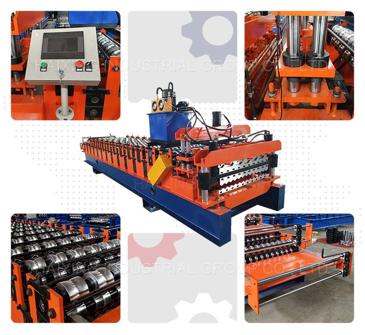 double layer machine det11