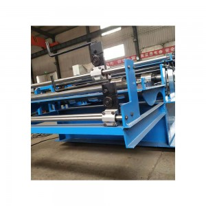 New type galvanized sheets double layer roll forming machine