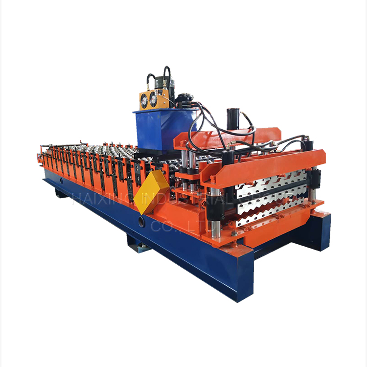 Double Layer Color Steel Roll roll forming machine Featured Image