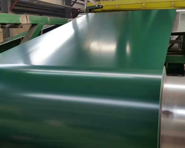 Color Coated Galvalume Steel Coil1