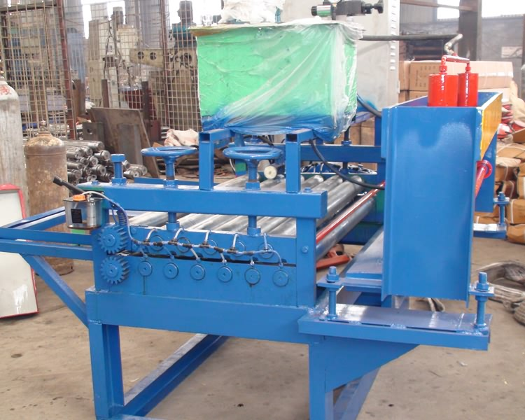 Metal Sheet Cut To Length Line Machine21