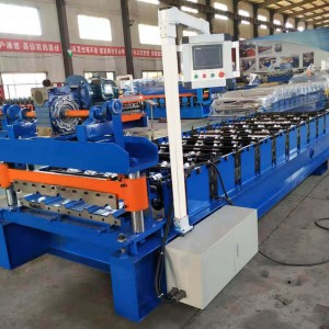 CE Color Steel tile forming Machine