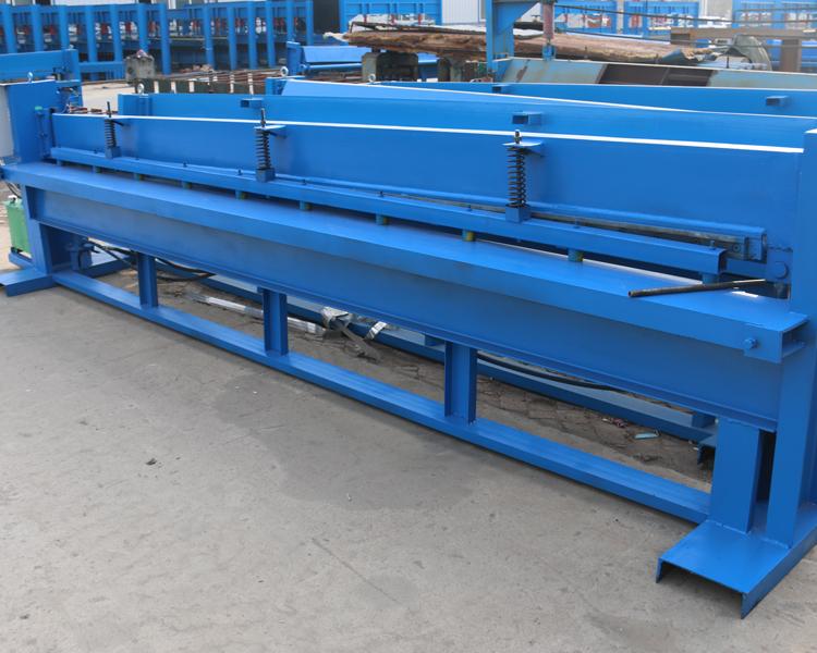 cut to length machine2