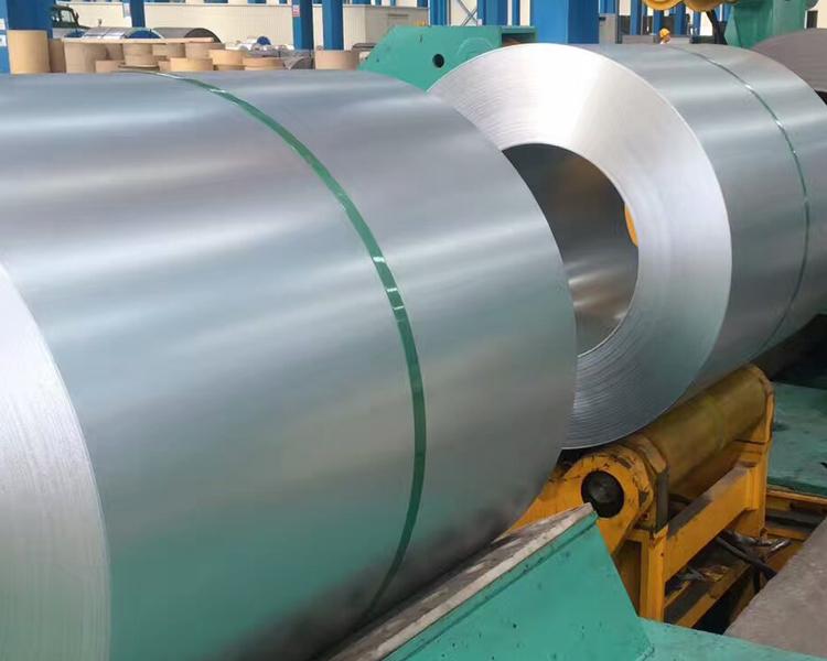 Aluminized galvanized steel coil1