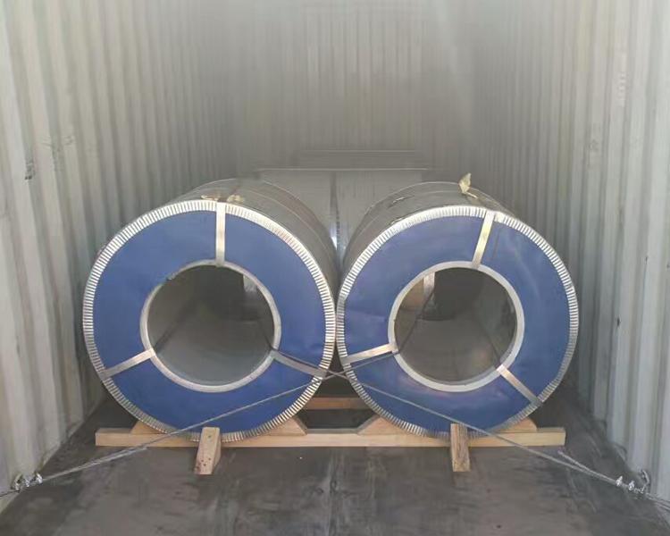 Aluminized galvanized steel coil2
