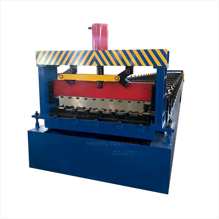 Deck Profile Production Line Featured Image