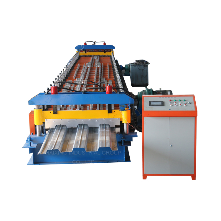 Deck Floor Rack Roll Forming Machine Featured Image