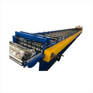 Deck Floor Rack Roll Forming Machine