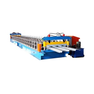 Deck Floor Roof Sheet Roll Forming Machine