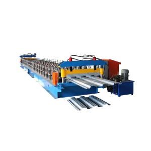 Deck Floor Rolling Production Line
