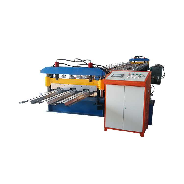 Color Steel Automatic Floor Deck Tile Forming Machine Featured Image