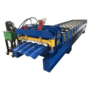 Glazed Roof Panel Making Machines