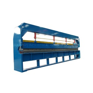 Sheet Metal Hydraulic Bending Machine