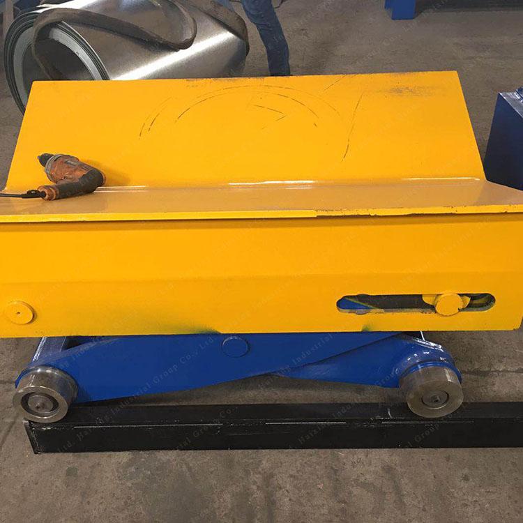 hydraulic decoiler(4)