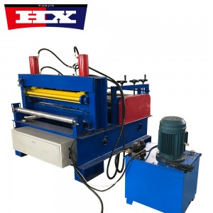 Sheet Metal Leveling Machine