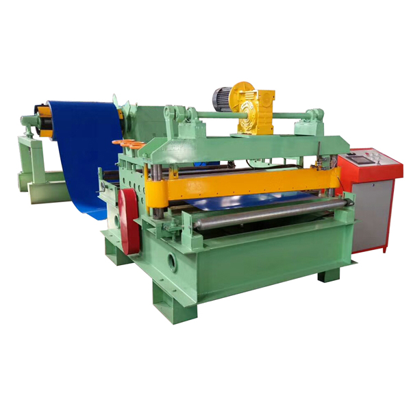 2017 Latest Design Metal Folder Bending Machine - Cold Rolled Leveling Machine For Color Steel – Haixing Industrial Featured Image