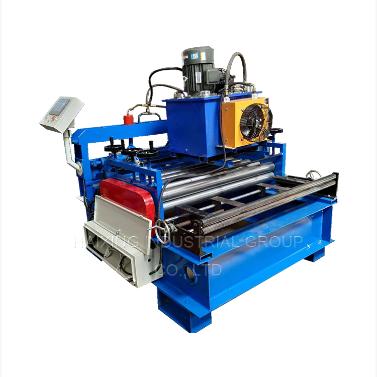 Automatic Steel Plate Leveling Machine Featured Image