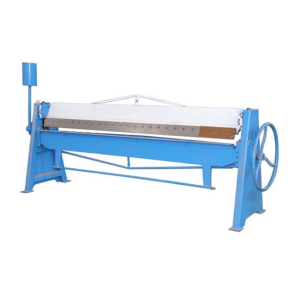 Factory wholesale Aluminum Deck Flooring Making Machine - Manual Bending Machine – Haixing Industrial