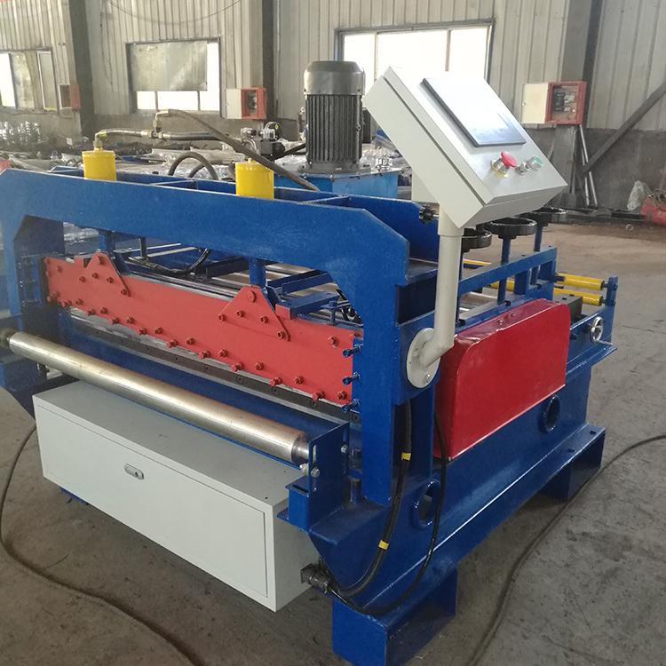 metal leveling machine14