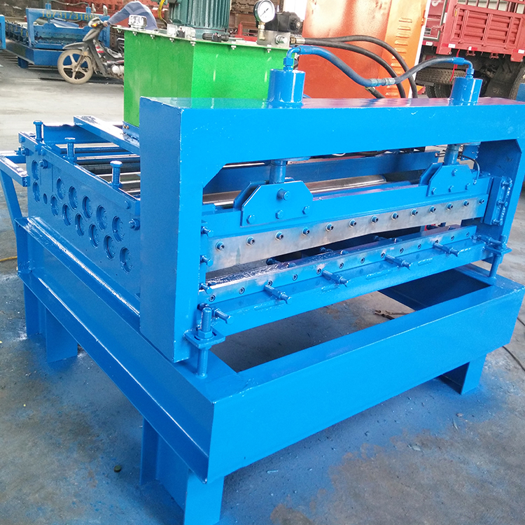 metal leveling machine45