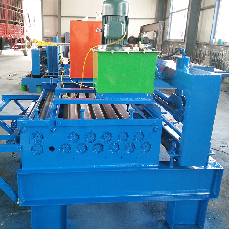 metal leveling machine46