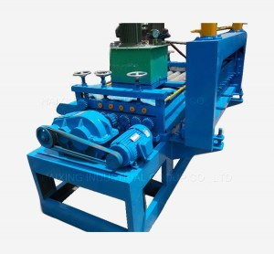 Metal Decoil Leveling Line