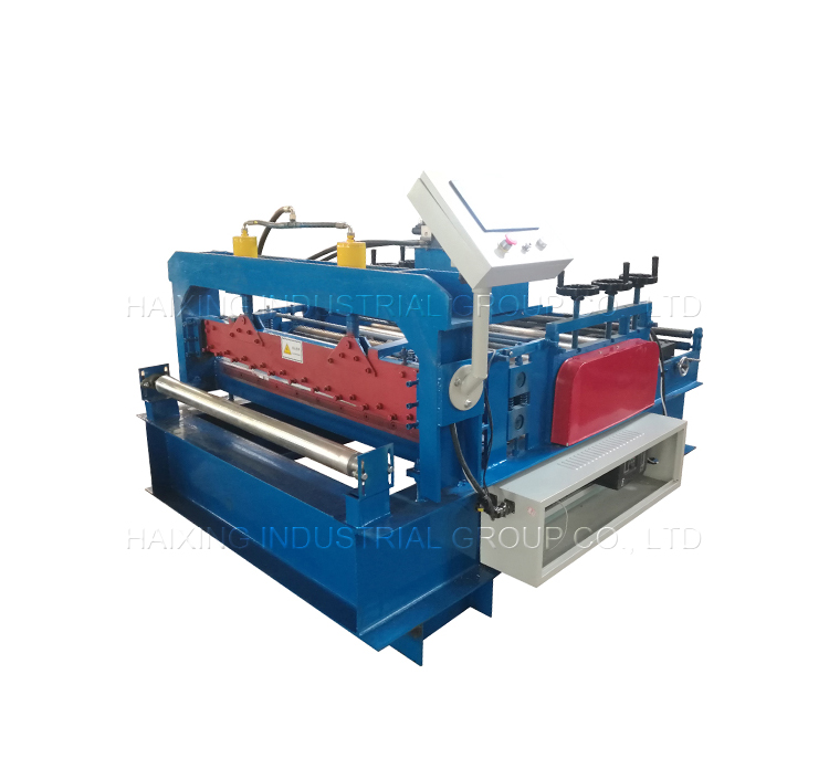 Metal Coil Tension Leveling Machine Featured Image