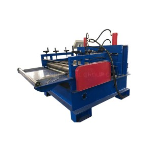 Automatic Steel Straightening Cutting Machine