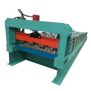 Cnc Floor Deck Roll Forming Machine