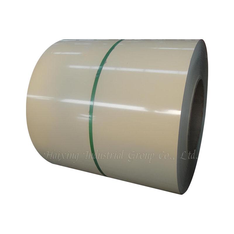 Good Wholesale Vendors Metal Straightening Machinery - Newly Arrival Wood Grain Ppgi Coil Sheet / Prepainted Galvanized Steel Coil / Ppgi – Haixing Industrial