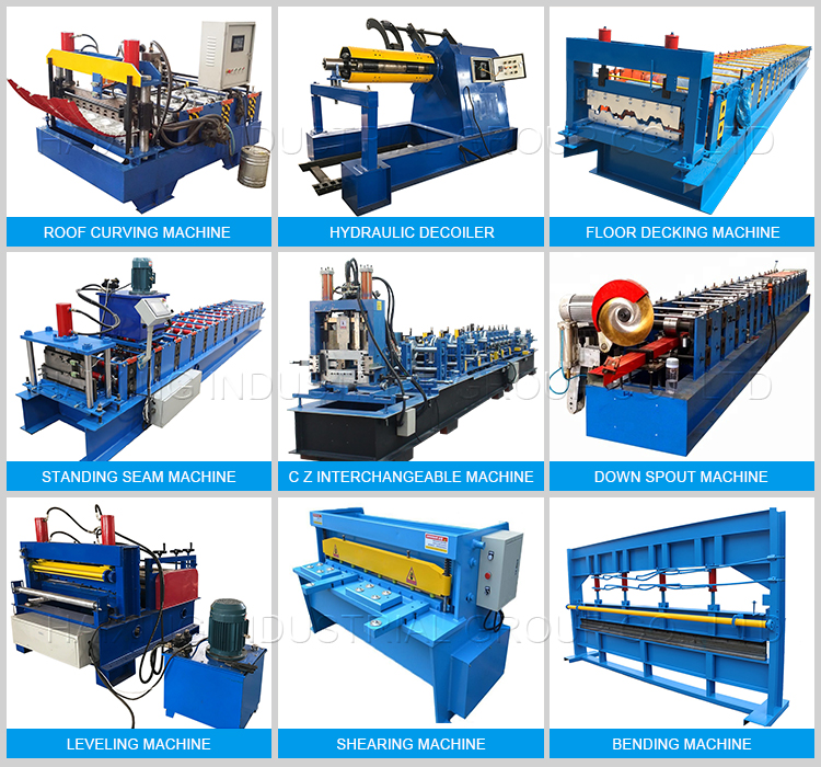 other roll forming machine