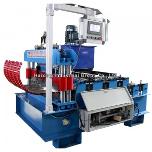 crimping curved arch roll forming machine