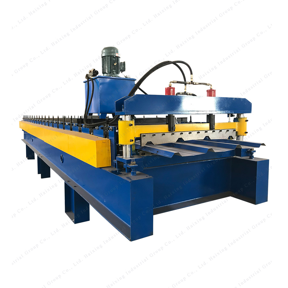 1100mm steel tile roofing sheet roll forming machine Featured Image