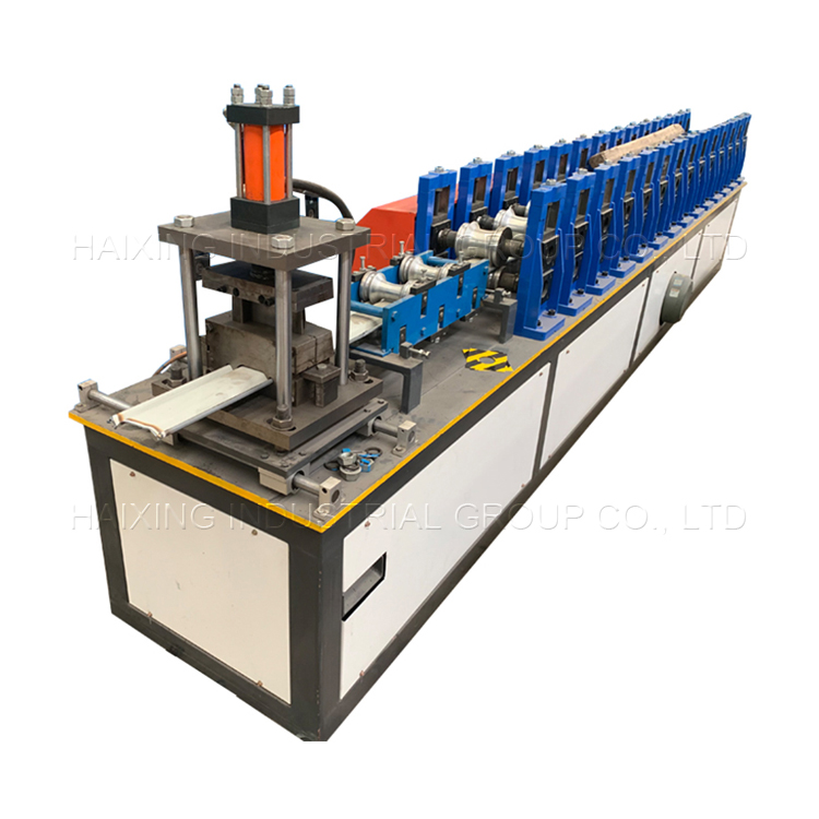 Automatic Rolling Door Sheet Forming Machine Featured Image