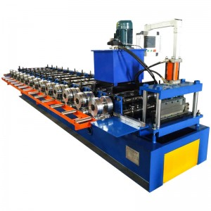 Metal Standing Seam Machine