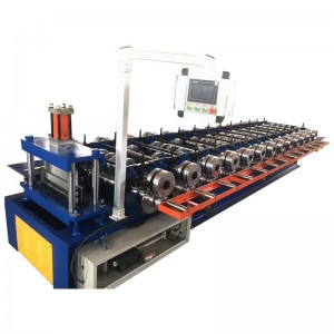 Metal Standing Seam Roll Forming Machine