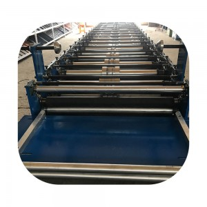 Self lock Roof Sheet Roll Forming Machine