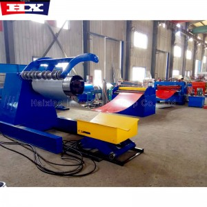 Slitting Machine For Steel Plate