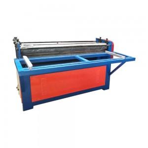 aluminium coil slitting machine
