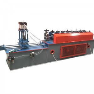 galvanized metal studs and tracks roll forming machine