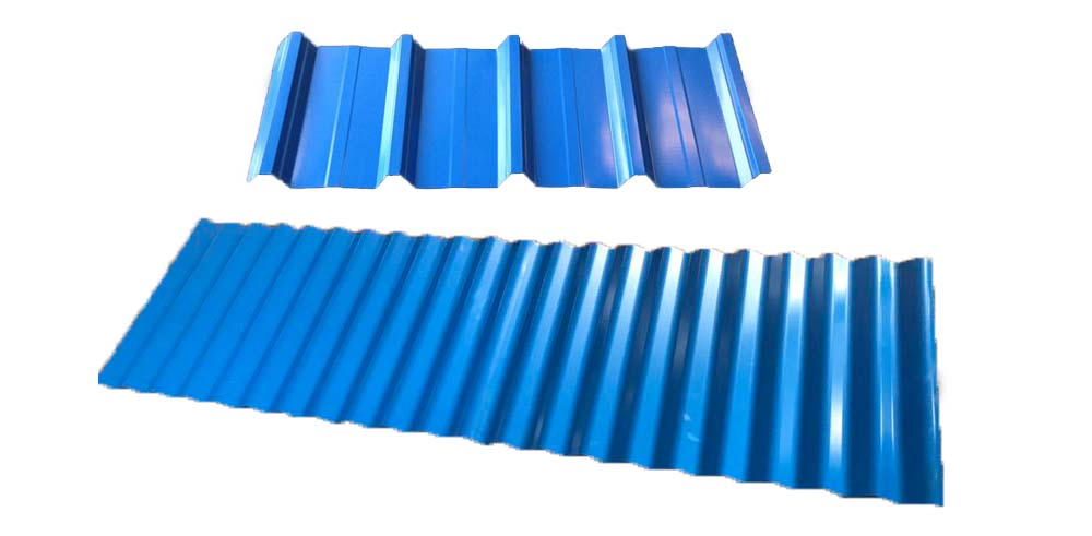 trapezoidal and corrugated roof sheet1