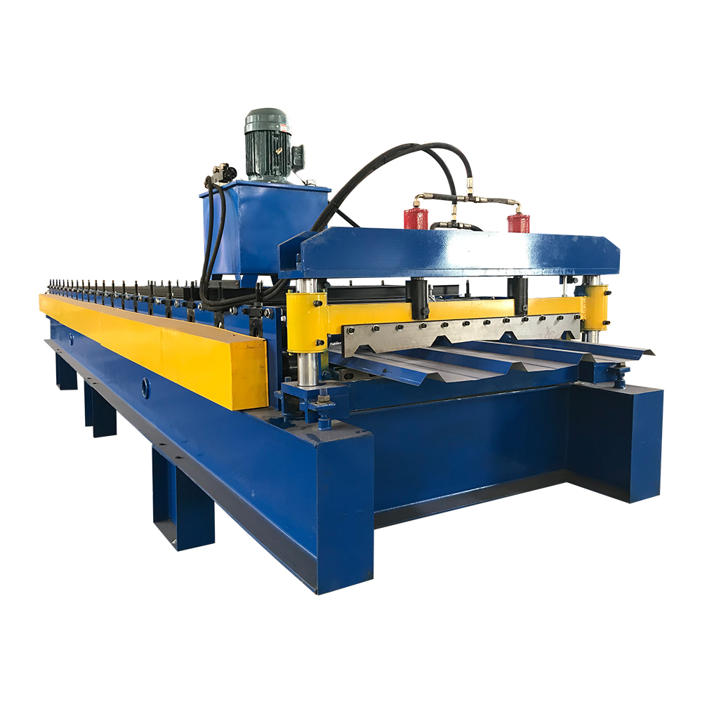 Trapezoidal Roof Roll Forming Machine Featured Image