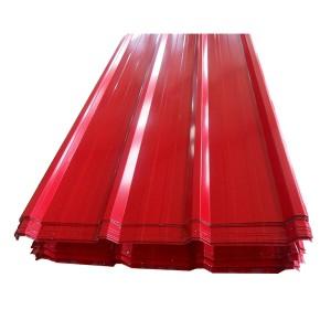 Trapezoidal Mteel Roof Tile