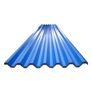 Roof Sheet Trapezoidal Galvanized Steel