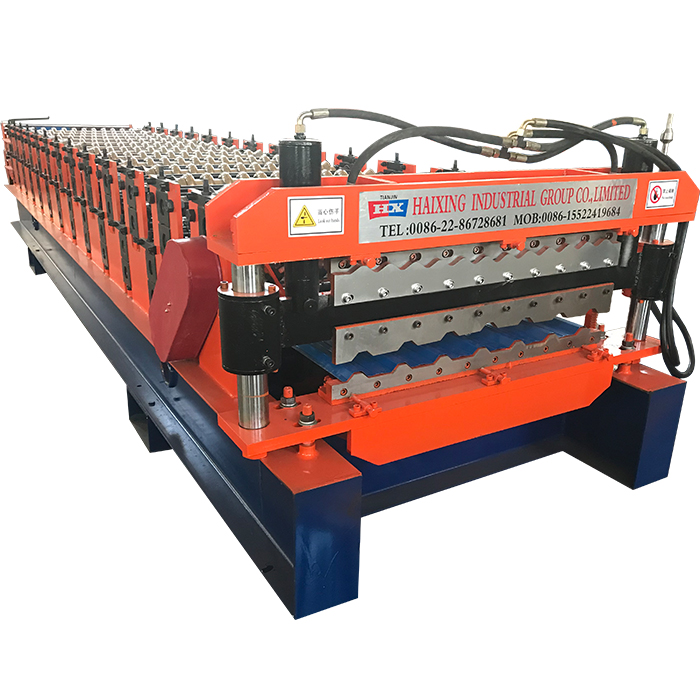 Double Layer Roof Tile Making Machine Featured Image