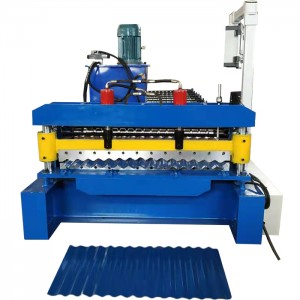 988 Corrugated Roof Roll Forming Machine