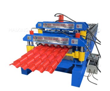 800 Glazed Roof Panel Roll Forming Machines Featured Image